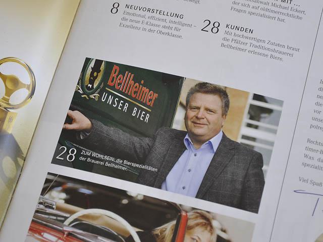 Marcel Hasübert Referenzen Fotos für Print