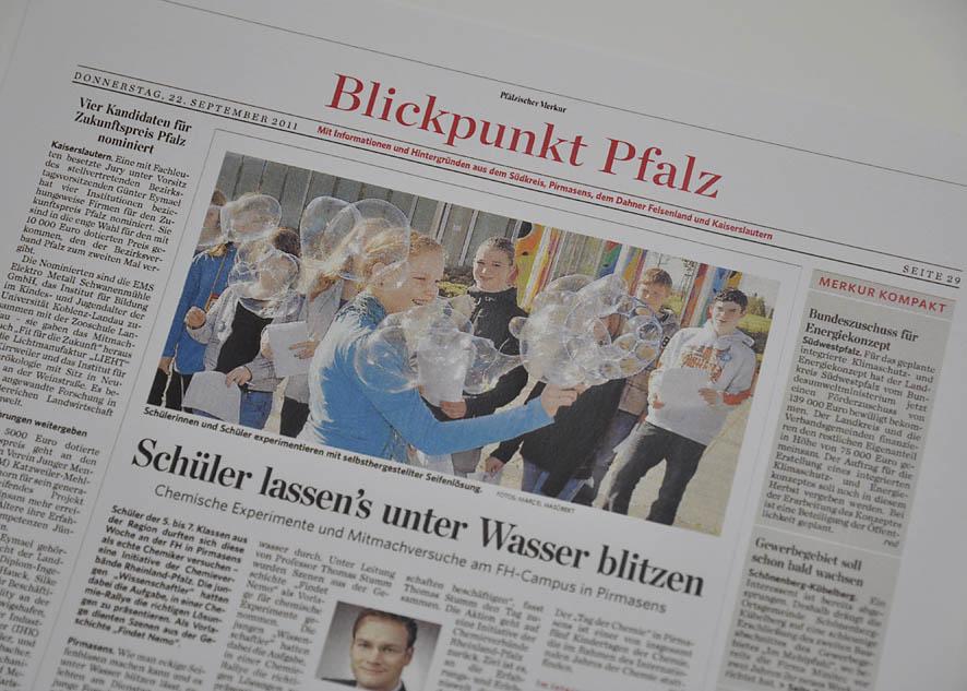 Pressefotos für Schule
