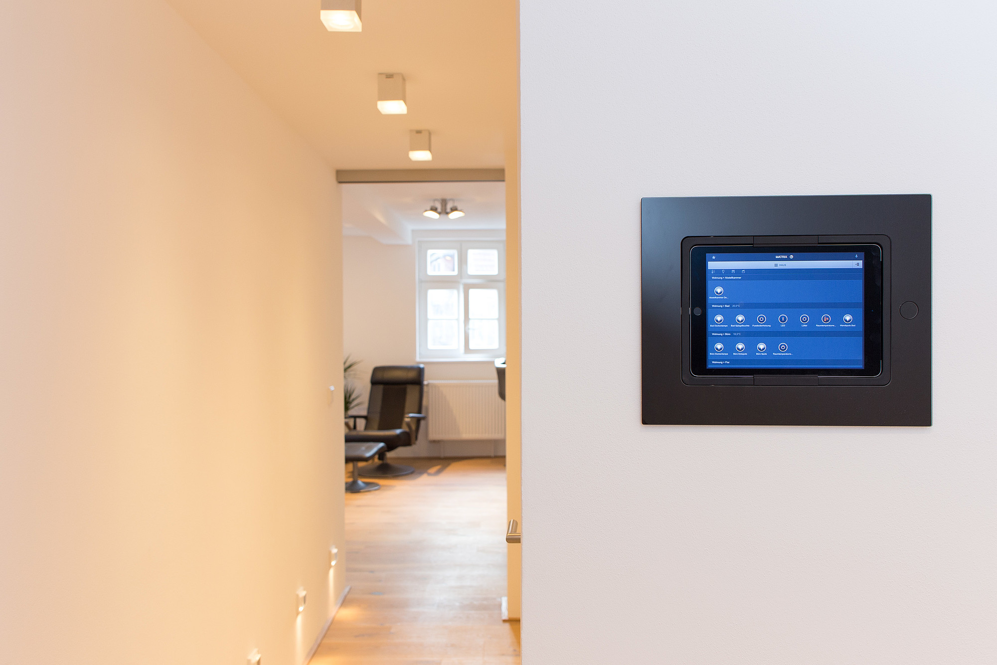 Immobilienfotografie - Smart Home