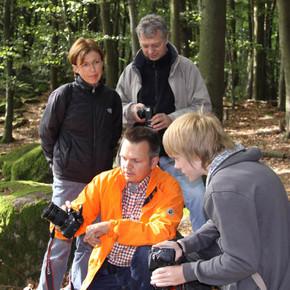 Fotowanderung mit Marcel Hasübert